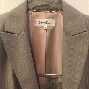 Calvin Klein Women's Skirt Suit
